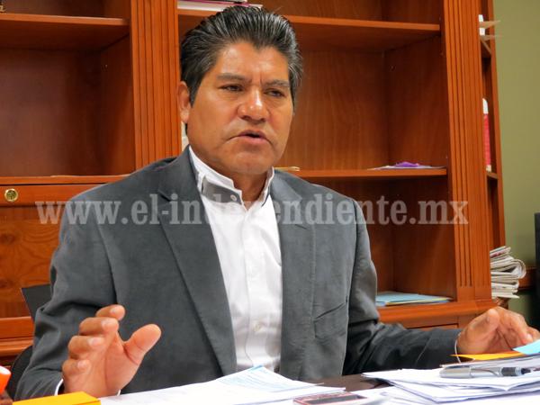 Gobierno del estado entregó dos terrenos al ayuntamiento de Jacona