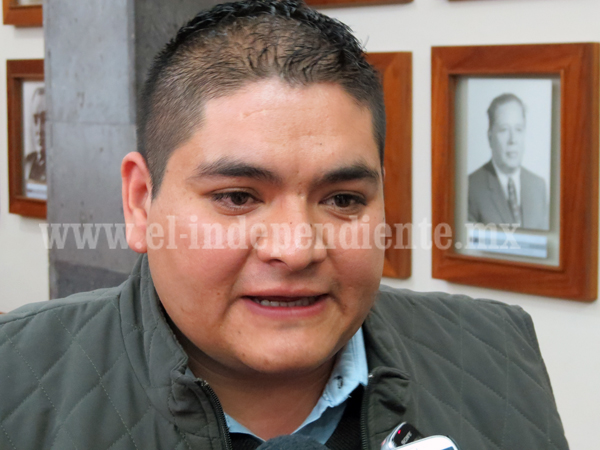 Alcalde alcanzó a gestionar 80 mdp para Tangancícuaro