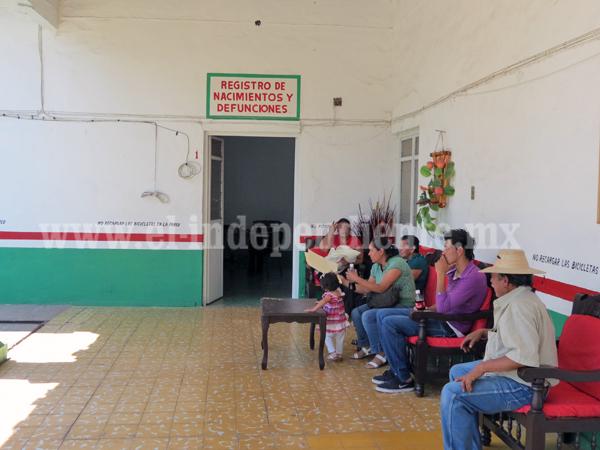 Nuevo oficial del registro civil de Jacona buscará modernizar instalaciones