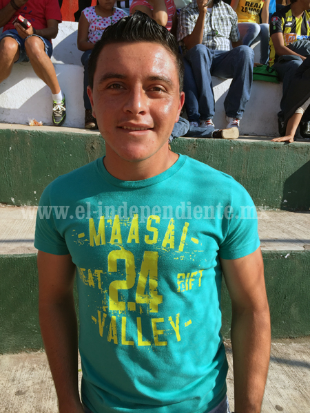 Jugador zamorano del club León de la Liga MX