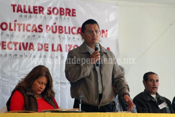 Justificó dirigente estatal del PRD alianza con el PAN