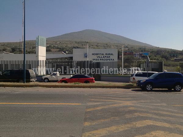 Poca respuesta del módulo de Registro Civil en el IMSS-Prospera de Villamar