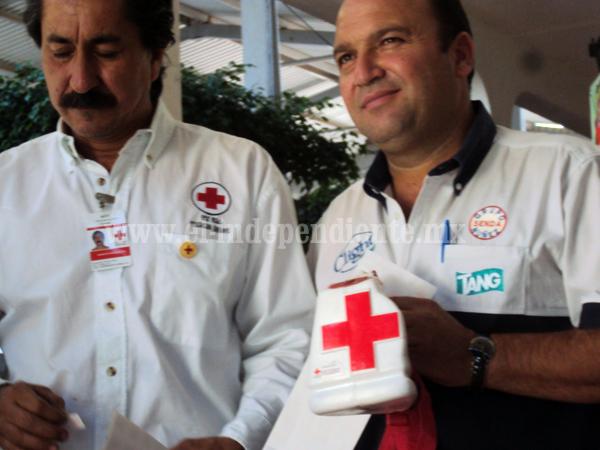 Por falta de certificación de elementos, la Cruz Roja de Sahuayo se mantiene inactiva