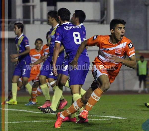 UAT Correcaminos gana uno a cero el juego de ida al Real Zamora