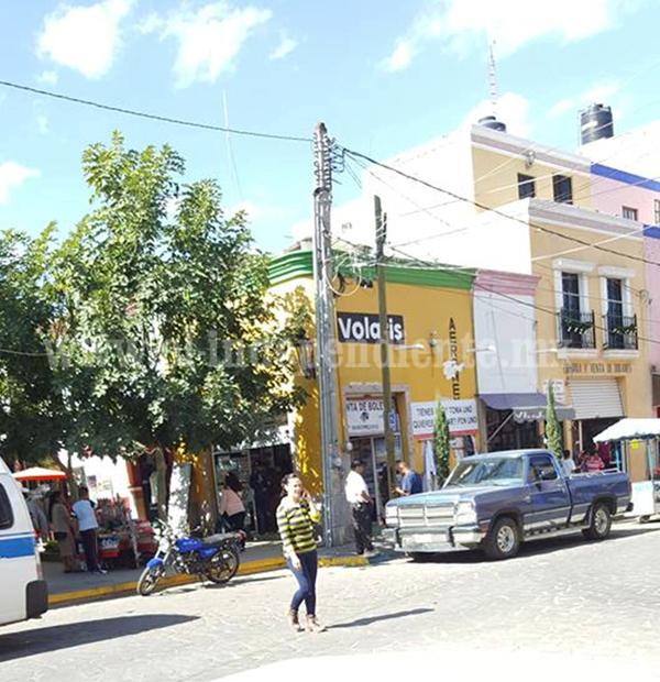 Sin infraestructura para personas con capacidades diferentes en Jiquilpan