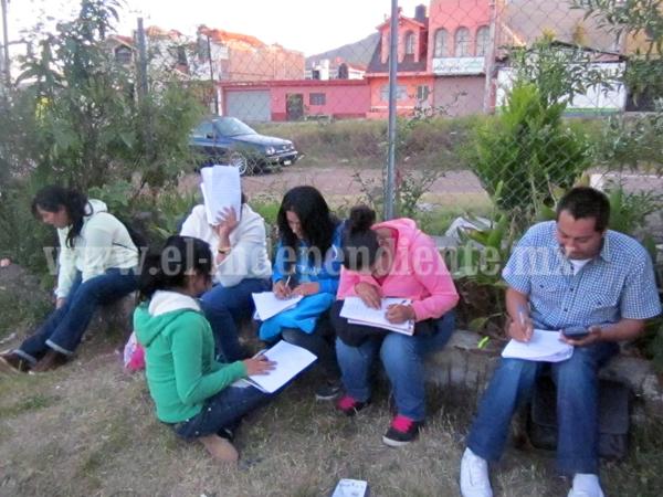 Trabaja en edificios prestados el 82 por ciento de telebachilleratos de Michoacán.