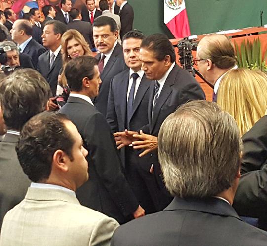 Cumple Gobernador de Michoacán con el acuerdo asumido con normalistas