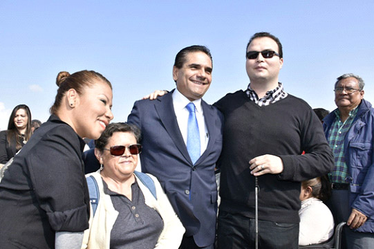 Tiene Michoacán Gobierno sensible e incluyente: Silvano Aureoles