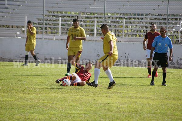 San Vicente ganó 4-1 al Leonardo Castellanos