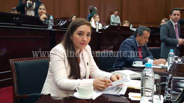 Diputada Noemí Ramírez logra suprimir pago por pensión de bicicletas en unidades deportivas