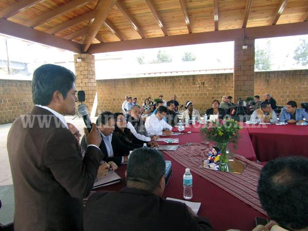 Nombran a Cabrera Ramírez, vicepresidente de la región Ciénaga de Chapala
