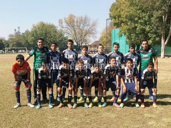 Abejas Rayadas derrotó ocho a cero al Colón Don Bosco