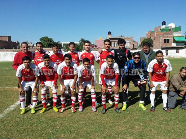 Atlético Jacona le ganó 4-0 al Aluzamich