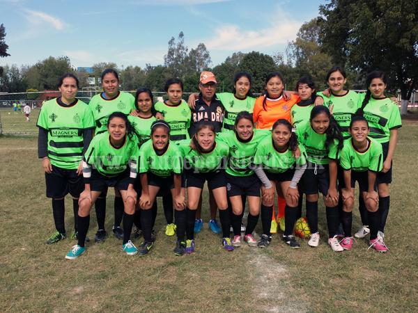 Chicas Chongueras derrotaron tres a cero al Colón