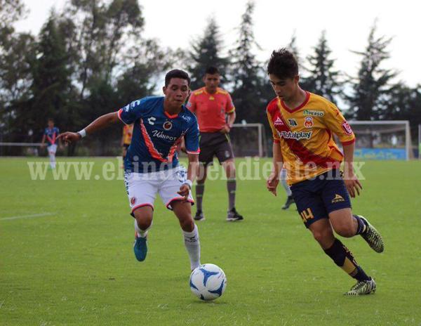 El Jaconense, Claudio Zamudio fue ha sido convocado a la Selección Nacional Sub 20