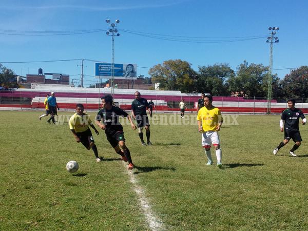 Ejidal ganó 4-0 a Ucacuaro