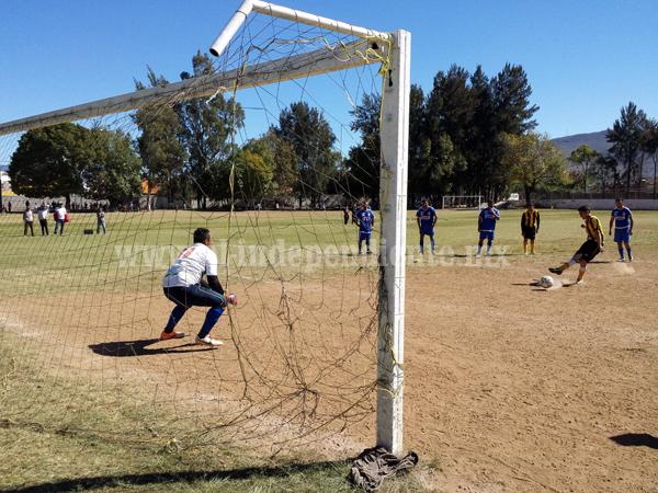 Balneario Los Arroyos le sacaron el empate al F.C. Palo Alto