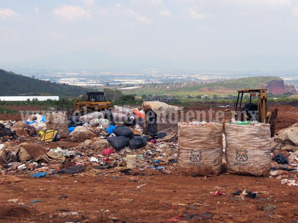 Construirán plantas regionales para captar desperdicios municipales