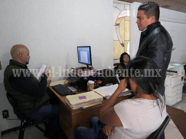 Ratifican a Víctor Villanueva como visitador de Zamora de la CEDH