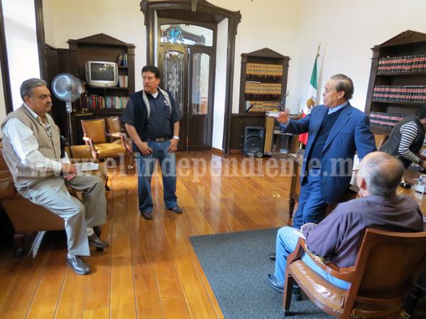 Buscarán consolidar proyecto para  preservar La Beata