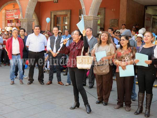 Unidad Ciudadana exigió electrificación y red de agua potable
