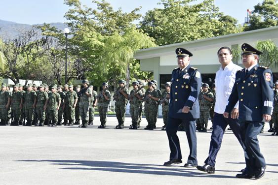 Trabajo coordinado garantiza seguridad en Michoacán: Gobernador