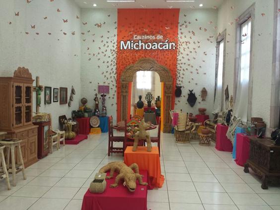 Impulso sin precedentes a los artesanos michoacanos