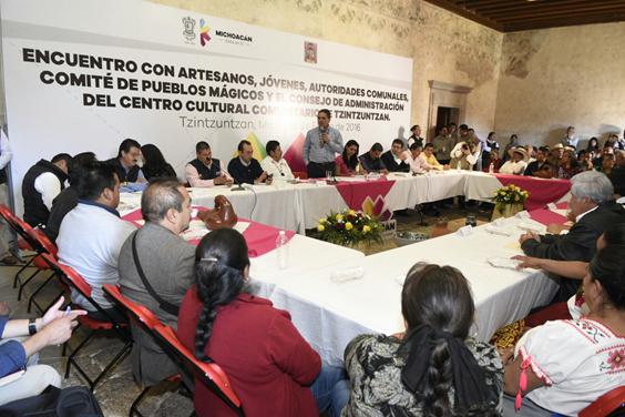 Hacer de la cultura, las artes y turismo un medio para mejorar calidad de vida: Gobernador