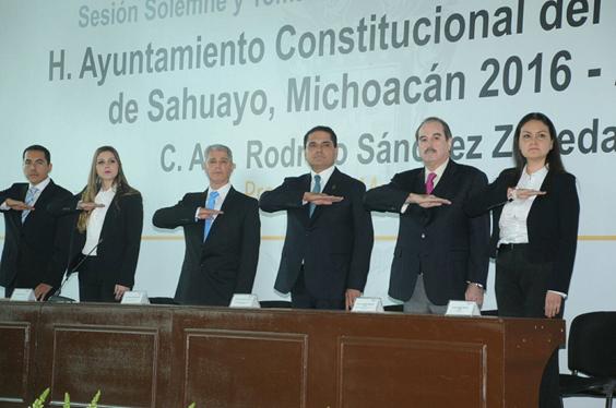 Necesaria coordinación articulada y cercana entre municipios: Silvano Aureoles