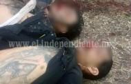 Campesinos localizan dos ejecutados en El Llano, Zamora