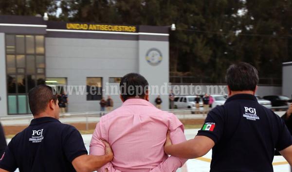 Detienen a directores de SP de Zamora y Ecuandureo, en operativo antisecuestros