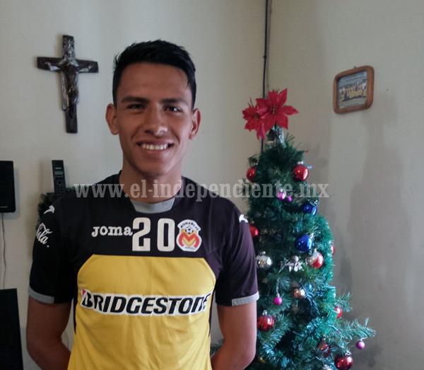 El zamorano Ángel Malagón ya forma parte del plantel de Monarcas Morelia en Liga MX