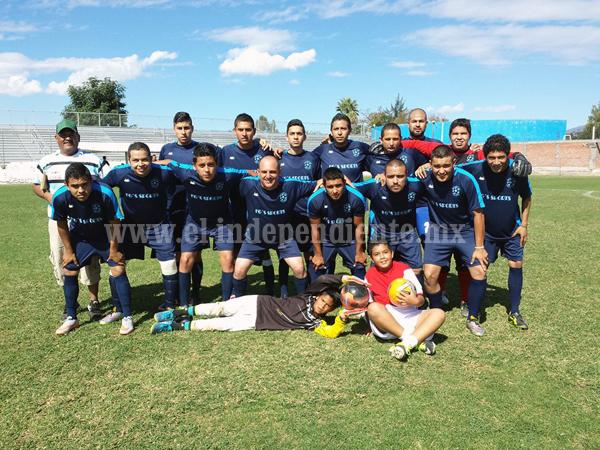 Manchester Palo Alto derrotó a la Rinconada por 2-1