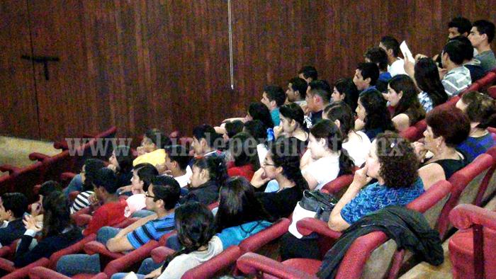 Preparan jornadas sectoriales del Colegio de Bachilleres