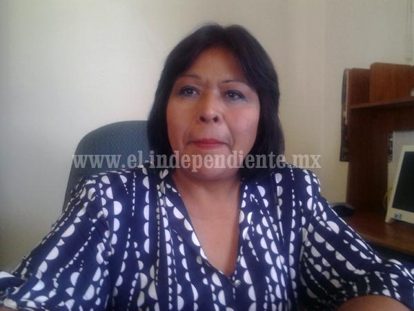 Prioridad de la titular de la Unidad de Servicios Regionales diálogo con fracciones sindicales en la Ciénega