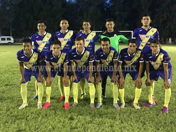 Real Zamora ganó de visita al Calor de San Pedro por 3-1