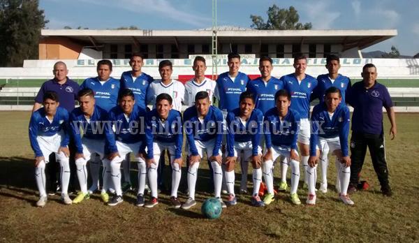 Selección Zamora Juvenil avanzó a semifinales en Torneo Benito Juárez
