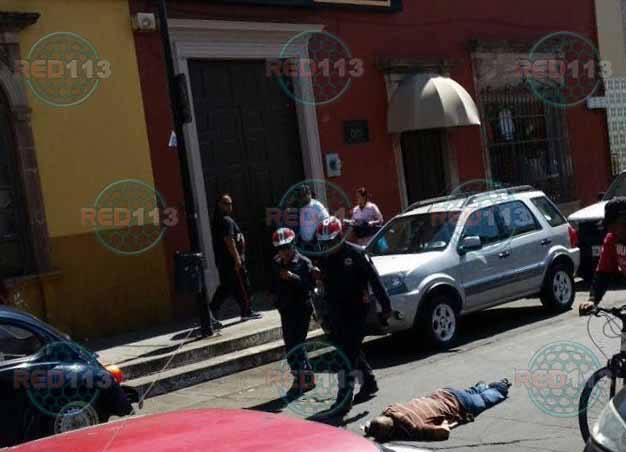Violento asalto en el centro de Zamora deja un muerto y dos lesionados