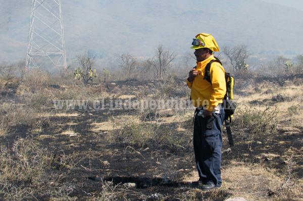 Agricultores causaron la mayoría de los incendios forestales en la región