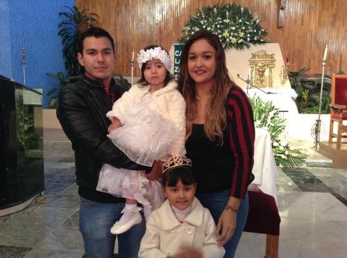 Renata ingresa a la Iglesia Católica
