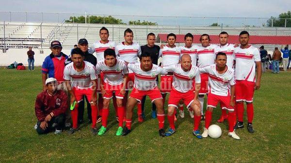 El equipo del Ayuntamiento derrotó 2-1 al Atlético Jacona