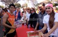"Con gran éxito se realizó ""Amor a Carreras"", para apoyar a personas con problemas de cataratas"