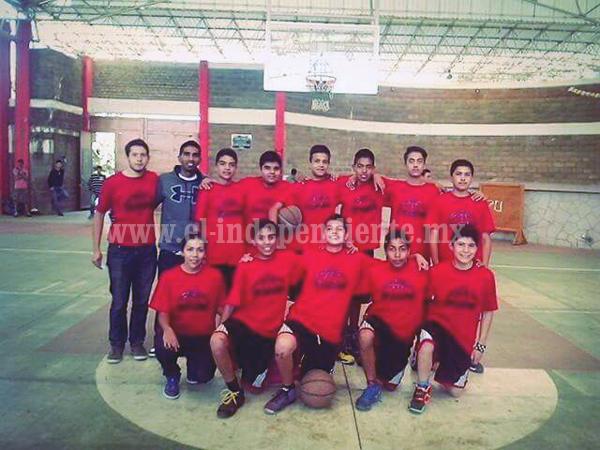 Dragones de Zamora es Campeón del Torneo Selectivo Estatal Sub 15