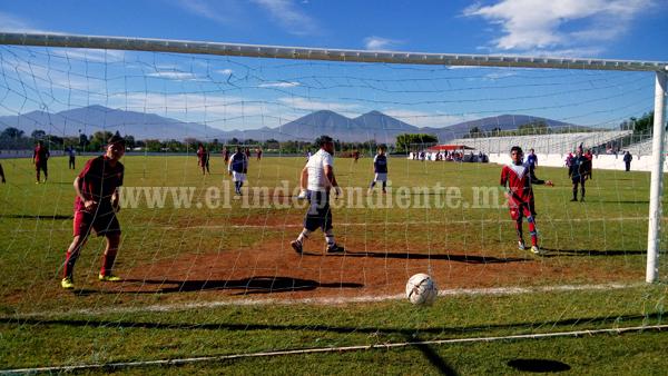 Galeana goleó 5-1 al Atlético Raya