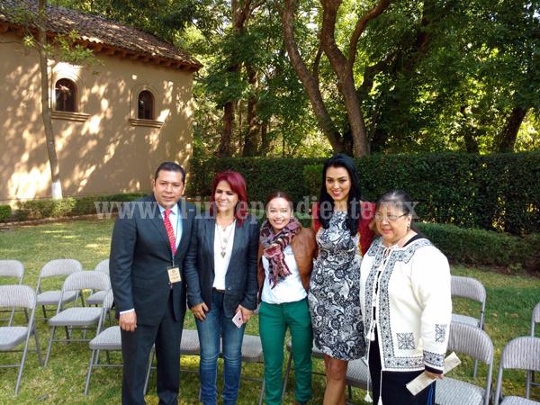 Participó ICATMI Zamora en reunión regional de ICATS de la Zona Pacifico Sur