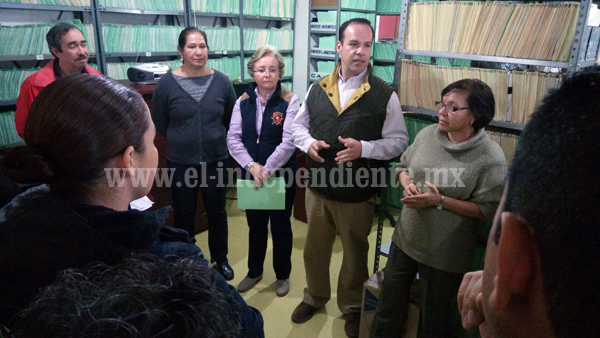 Israel Peña Cárdenas nuevo Administrador local de Rentas