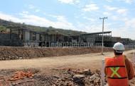 Ciudad Judicial lleva 50 por ciento  de avance en la región