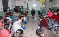 Capacitarán a 10 mil niños para prevenir contingencias escolares