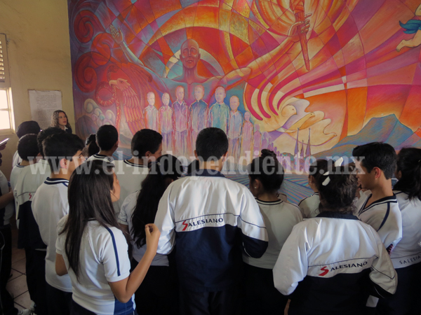 Aumentó 30 por ciento visitas escolares al Museo de la Ciudad