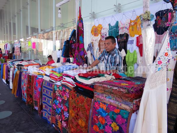 """Desangelada  la muestra """"sabor, cultura y tradición de Oaxaca en Zamora"""""""